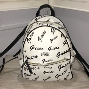 Guess mini backpack purse